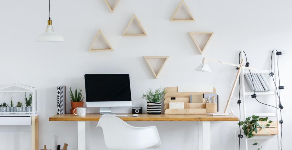 fabriquer un bureau à la maison